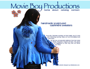 mbda studio web design movie boy productions
